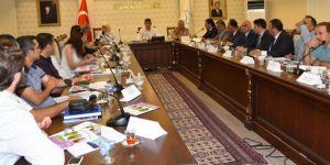 Van'da Bağımlılıkla Mücadele İl Koordinasyon Toplantısı yapıldı