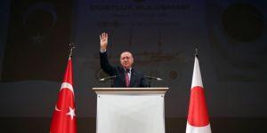 President Erdoğan warns about FETO schools in Japan
