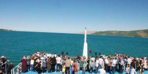 Tedbir alınmazsa Van Gölü Haliç'in eski haline döner
