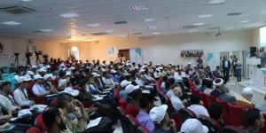 Yalova'da Uluslararası Üniversite Gençliği Bilim ve Kültür Buluşması başladı