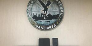Şanlıurfa Eyyübiye'de otopark hırsızları suçüstü yakalandı
