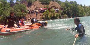 Munzur Nehri'ne düşen gencin cansız bedeni 19 gün sonra bulundu