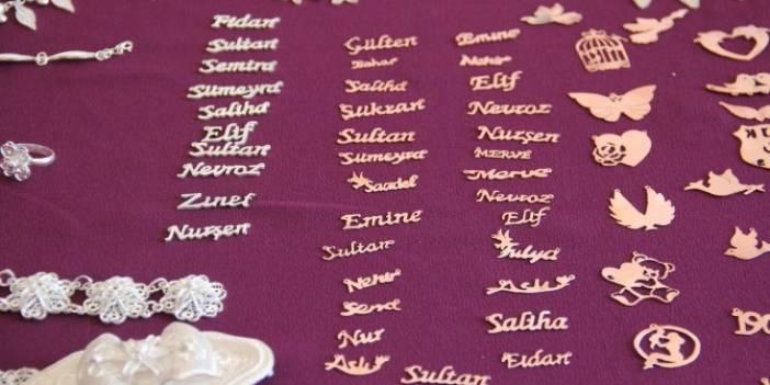 Midyat'ta telkari kursiyerleri ürünlerini sergiledi