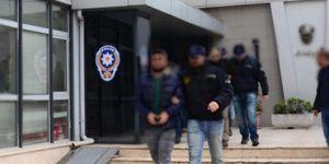 Bingöl'de arama kaydı olan 141 kişi yakalandı