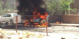 Reyhanlı'da patlama: 3 ölü