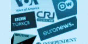 """SETA """"Uluslararası medya kuruluşlarının Türkiye uzantılarını"""" deşifre etti"""