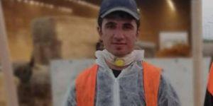 Derik'te harman makinesine kapılan işçi hayatını kaybetti