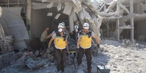 Seven children killed in regime and Russian bombing in Idlib
