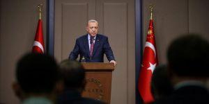 Cumhurbaşkanı Erdoğan: S-400'lerin yolculuk hazırlığı devam ediyor