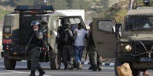 Siyonist işgalciler 25 Filistinliyi alıkoydu