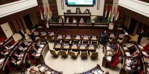 Kürdistan'da hükümet güvenoyu aldı