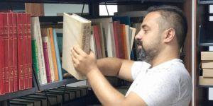 Artuklu Üniversitesi Kütüphanesine anlamlı bağış