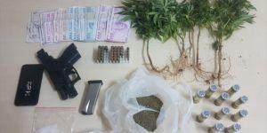 Gaziantep'te uyuşturucu operasyonu: 3 şüpheli tutuklandı