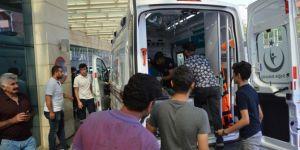 Siirt'te motosiklet 40 metrelik uçuruma yuvarlandı: 2 yaralı