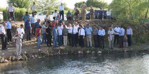 Kozluk'taki balıklı göl ve tarihi Erzen antik kenti turizme kazandırılıyor