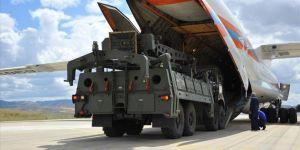 S-400 teslimatına ilişkin görüntüler paylaşıldı