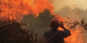 Dalaman'daki yangın söndürüldü