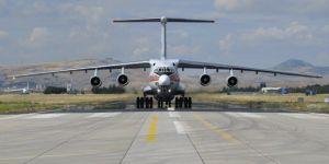 S-400 sevkiyatında beşinci uçak da indi