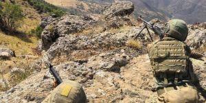 Bir mağarada 3 PKK'linin cesedi bulundu