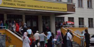 İstanbul'da KPSS heyecanı başladı