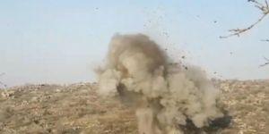 Kızıltepe'de 7 kilo plastik patlayıcı ele geçirildi