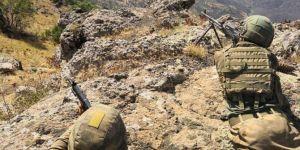 Metina'da 8 PKK'li öldürüldü