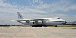 S-400 sevkiyatında 8. uçak indi