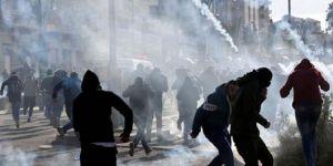 Beyt Ummer'de işgalciler saldırdı, Filistinliler direndi