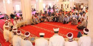 Mardin'de 15 Temmuz şehitleri için mevlid okutuldu