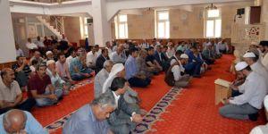 Hilvan'da 15 Temmuz şehitleri için mevlit okutuldu