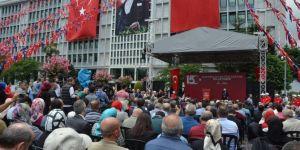 İstanbul'da 15 Temmuz anıldı