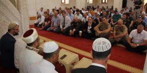 Midyat'ta 15 Temmuz şehitleri için üç dilde mevlid okutuldu