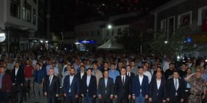 """Bitlis'te """"15 Temmuz Destanı"""" kutlandı"""
