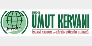 Bingöl Umut Kervanı yardımlarına devam ediyor