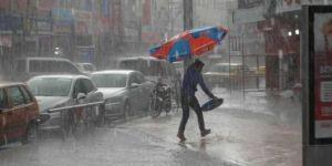 Bazı iller için kuvvetli yağış uyarısı