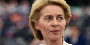 Alman bakan Avrupa Komisyonu Başkanı seçildi