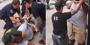 Şiddet zanlısı polis lehine karar