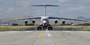 S-400 sevkiyatında 14'üncü uçak indi
