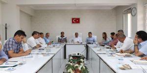 Mardin'de milli eğitim müdürleri toplantısı yapıldı
