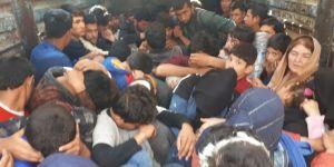Van'da 9 günde 1535 kaçak göçmen yakalandı