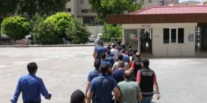 Gaziantep'te tefeci operasyonunda 5 tutuklama