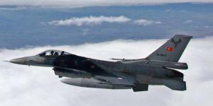 Metina bölgesinde PKK hedeflerine hava harekatı
