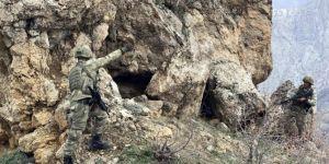 Lice'de İHA destekli PKK operasyonu