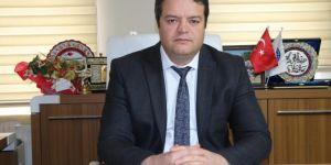 Memur-Sen Van Şube Başkanlığına Mehmet Ali Uca getirildi