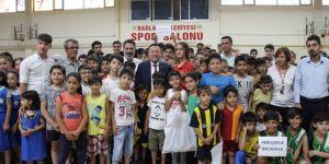 Diyarbakır Bağlar Belediyesinden spora destek