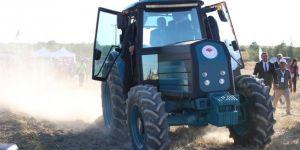 Elektrikli traktörle mazot maliyetleri yüzde 90'dan fazla düşecek