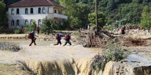 Düzce'de kayıp iki çocuğu arama çalışmaları sürüyor
