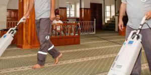 Diyarbakır Büyükşehir Belediyesi ibadethanelerde temizlik çalışmaları başlattı
