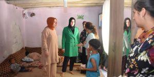 Bağlar'da dışarı atılan mağdur aileye konut yardımı yapılacak