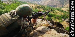 Çınar Yaprakbaşı'nda 1 PKK'li öldürüldü